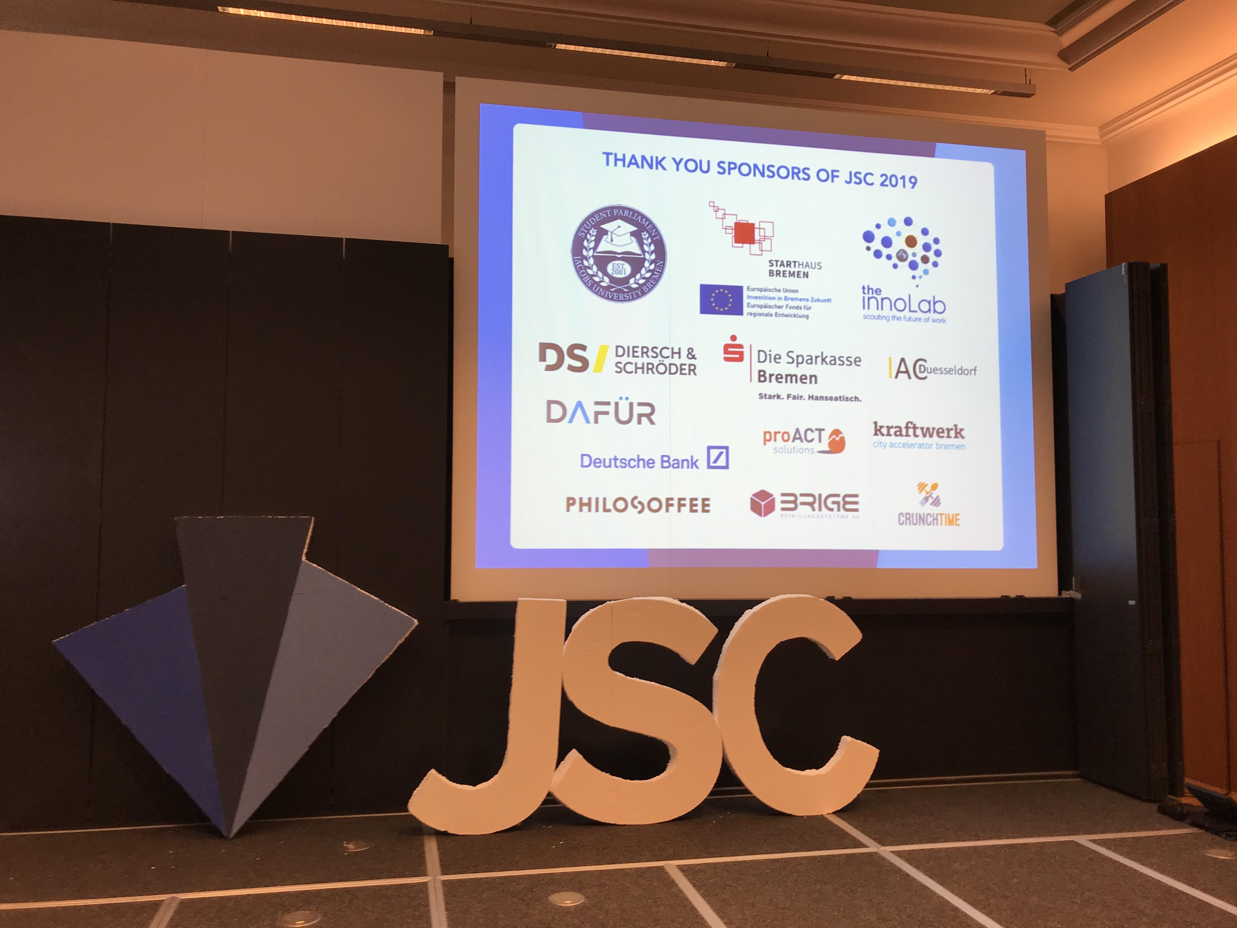 JSC 2019